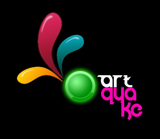Contreng! Logo Art-Quake ! Logoar11