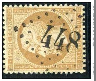 Losanges de PARIS 1852 /1863 chiffres bâton ou romaines Gc_44810