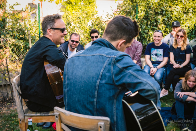 Rankers and Rotters presents: Intimate House Shows with Dave & Tim Hause (Richmond, Hamburg, Vienna) Dave_h15