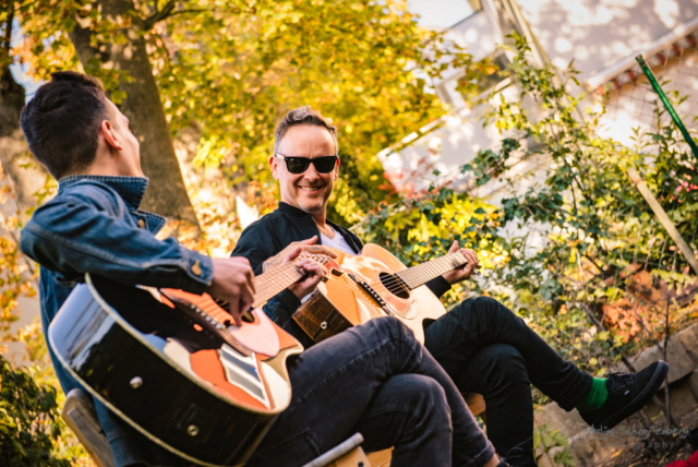 Rankers and Rotters presents: Intimate House Shows with Dave & Tim Hause (Richmond, Hamburg, Vienna) Dave_h16