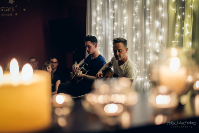 Rankers and Rotters presents: Intimate House Shows with Dave & Tim Hause (Richmond, Hamburg, Vienna) Dave_h17