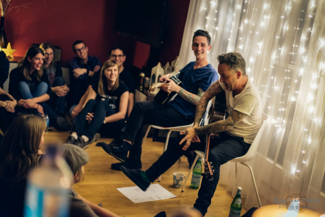 Rankers and Rotters presents: Intimate House Shows with Dave & Tim Hause (Richmond, Hamburg, Vienna) Dave_h18