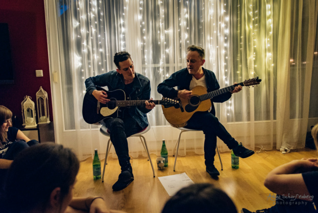 Rankers and Rotters presents: Intimate House Shows with Dave & Tim Hause (Richmond, Hamburg, Vienna) Dave_h19