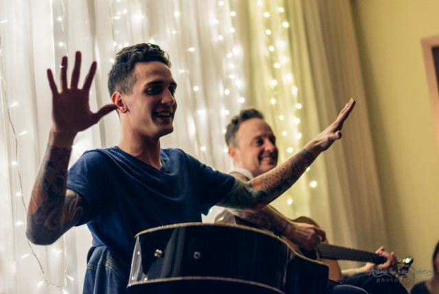 Rankers and Rotters presents: Intimate House Shows with Dave & Tim Hause (Richmond, Hamburg, Vienna) Dave_h20