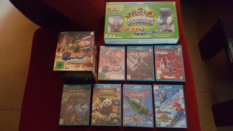Collection yan67 : Arrivées Jeux PS1(19) et NES  p5 : 07/09/16 - Page 4 20160710
