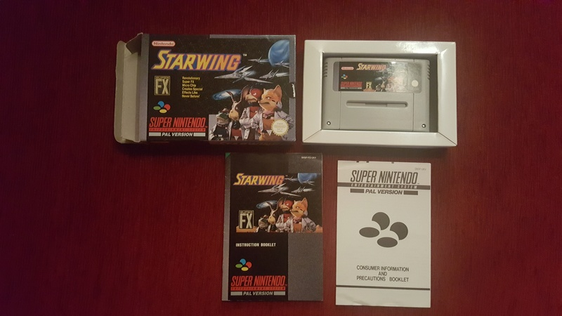 Collection yan67 : Arrivées Jeux PS1(19) et NES  p5 : 07/09/16 - Page 5 Starwi11