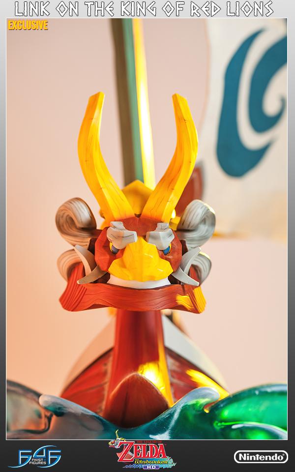 F4F : Link et le Lion Rouge Z5710