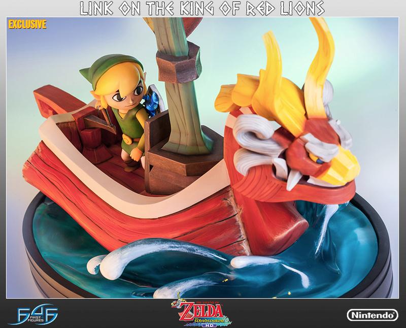 F4F : Link et le Lion Rouge Z610