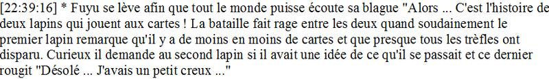 Compte Rendu Soirée CB 18/08/16 Blague13