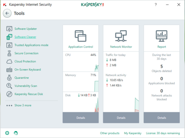 Kaspersky Internet Security 2017 17.0.0.611 Kasper16