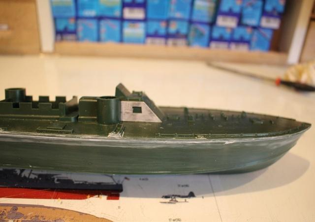 un pt boat au repos  Img_0031