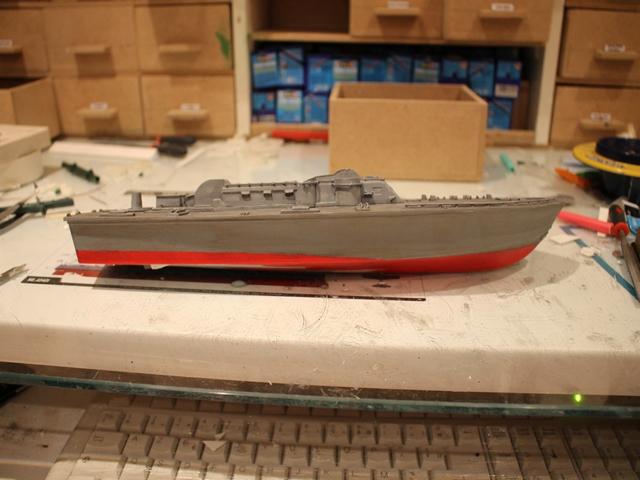 un pt boat au repos  Img_0065