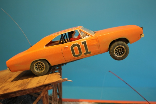 *Montage en cours* Dodge Charger R/T 68 [Revell 1/25] Img_9612