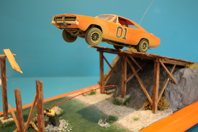 *Montage en cours* Dodge Charger R/T 68 [Revell 1/25] Img_9616