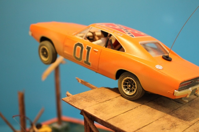 *Montage en cours* Dodge Charger R/T 68 [Revell 1/25] Img_9621