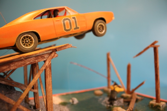 *Montage en cours* Dodge Charger R/T 68 [Revell 1/25] Img_9624