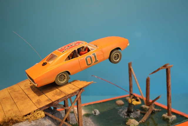 *Montage en cours* Dodge Charger R/T 68 [Revell 1/25] Img_9625