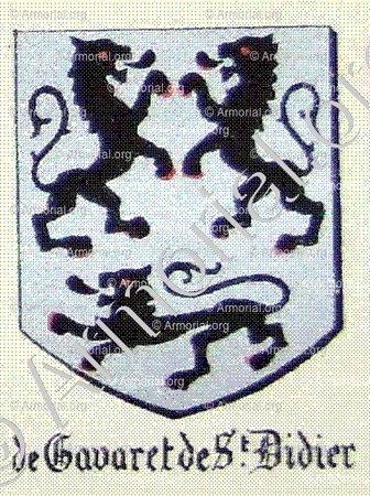 Henry de Sainct Didier P-0-6-10