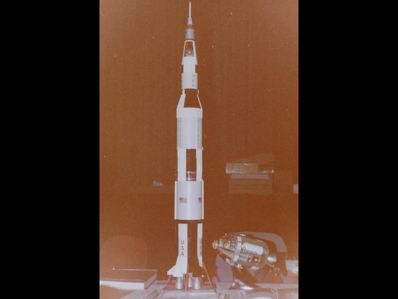 A-9 / A-10 Raketenprojekt in 1:72. 2012-010