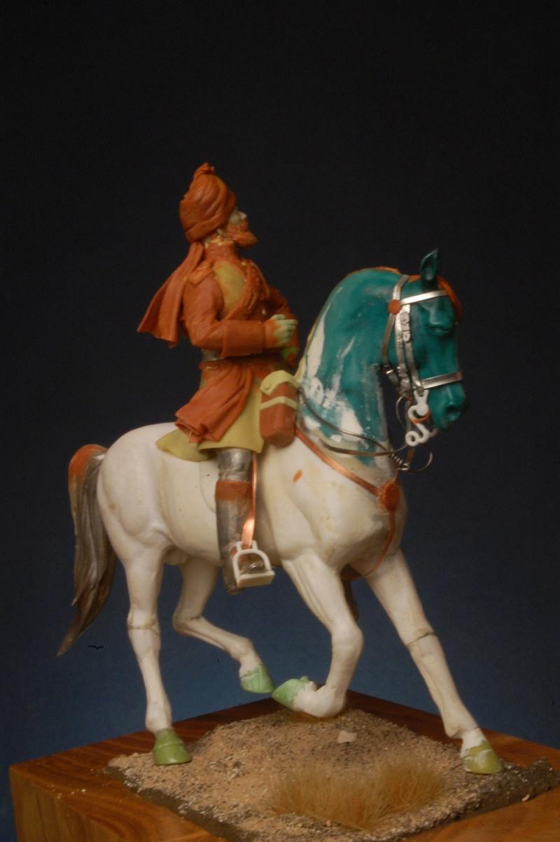Hommage a JCC - le Risaldar-Major Abdul Gaffar Khan - 1st skinner horse 2016_027