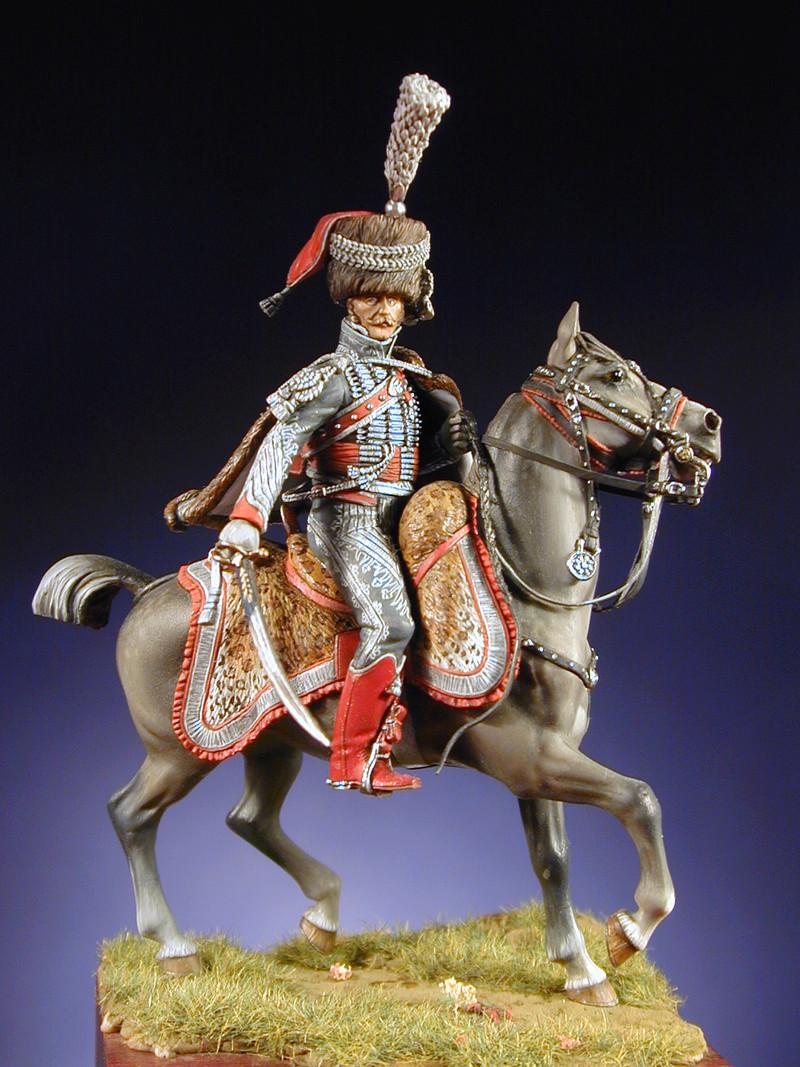 Le Colonel des Hussard Lebrun11
