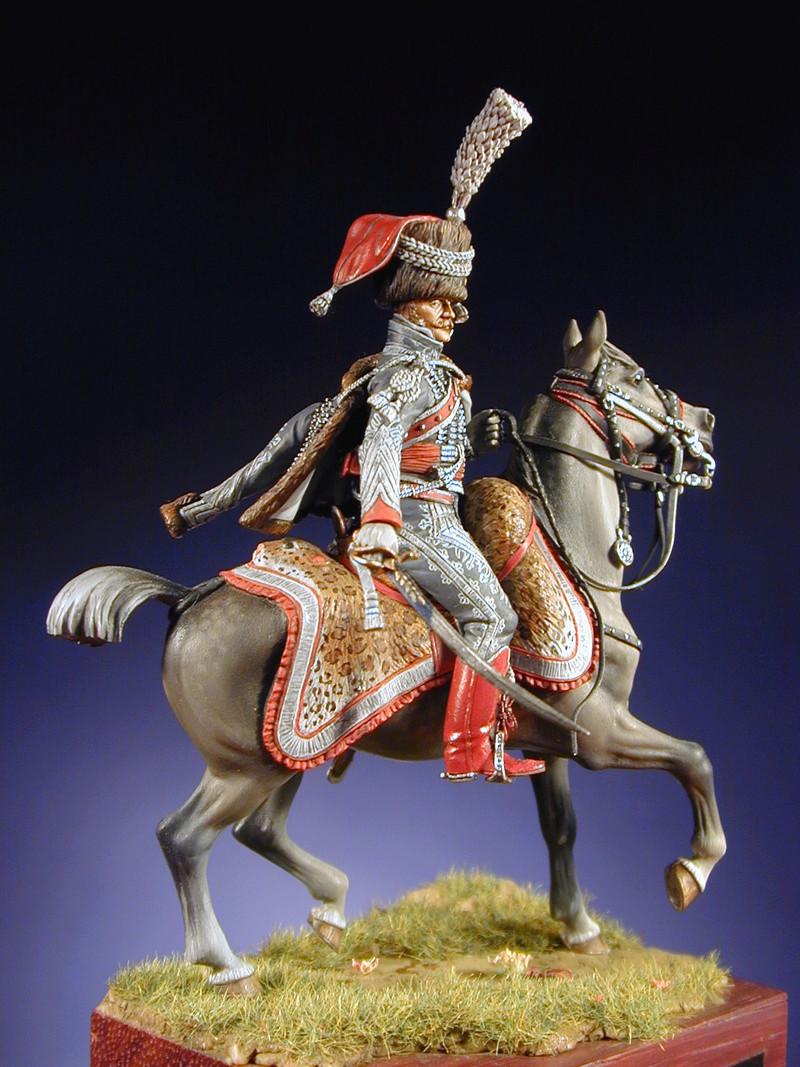 Le Colonel des Hussard Lebrun12