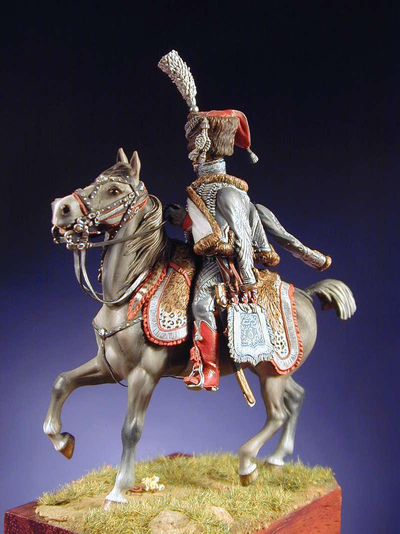 Le Colonel des Hussard Lebrun13