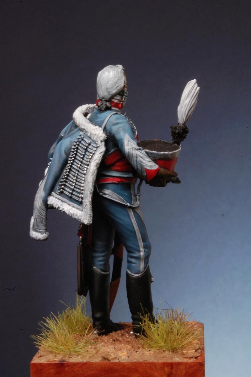 Le Colonel des Hussard Rouvil17
