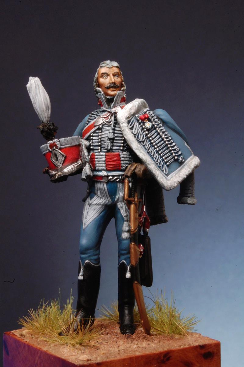 Le Colonel des Hussard Rouvil18