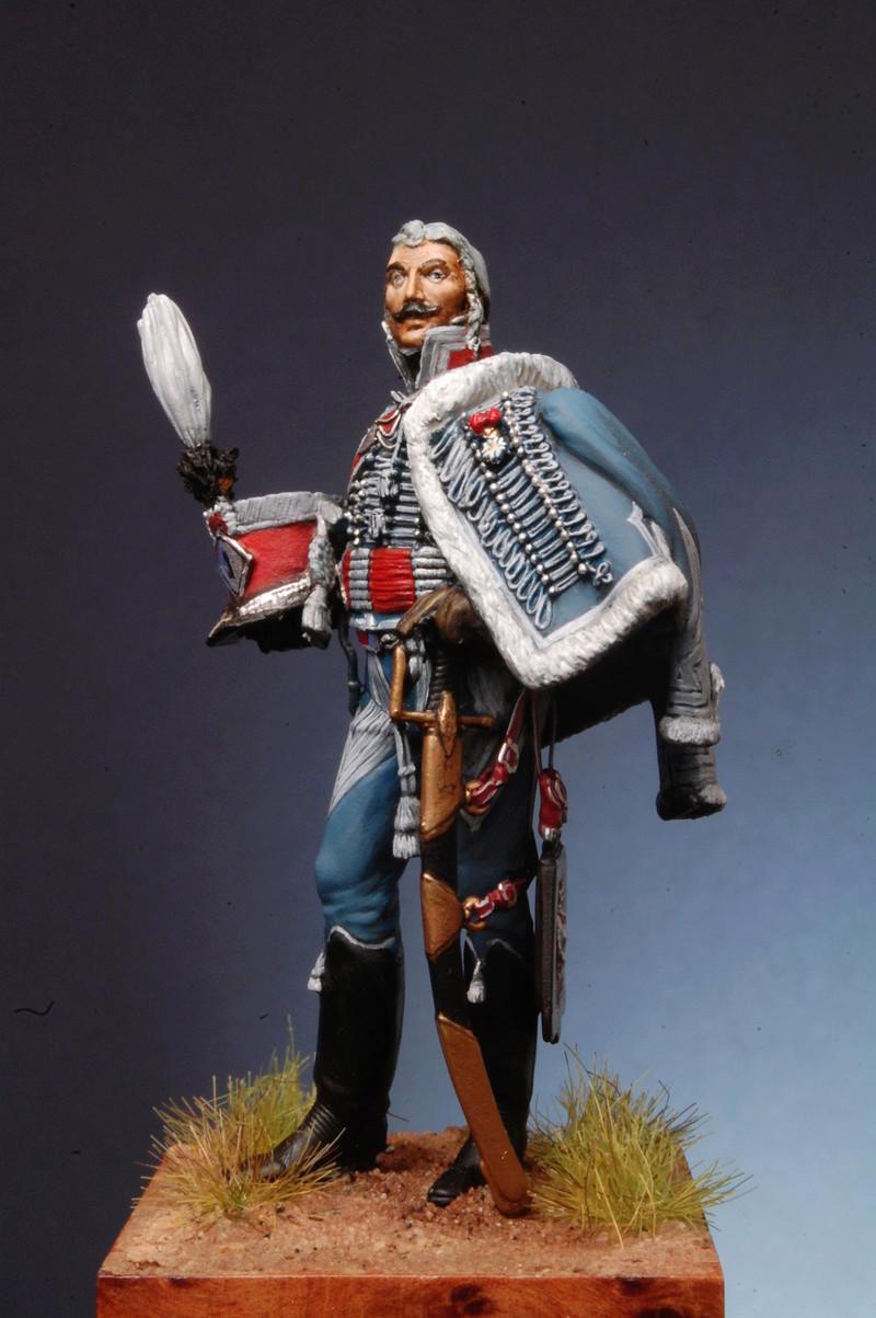 Le Colonel des Hussard Rouvil19