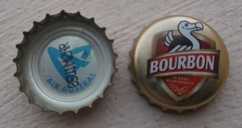 capsules de bière françaises avec un intérieur imprimé Bour10
