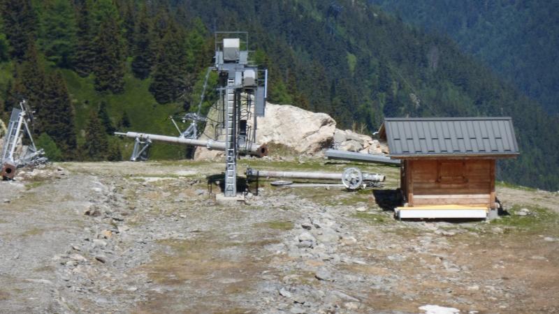 Remplacement télésiège de la Parsa P1040514