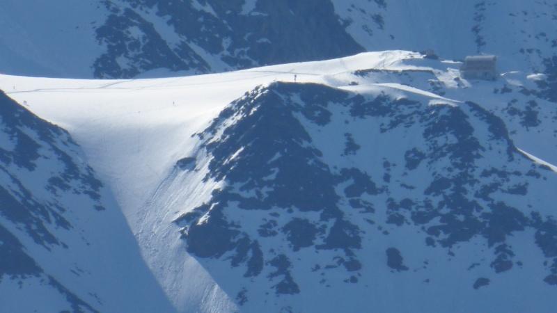 Glacier de Tete Rousse P1040521
