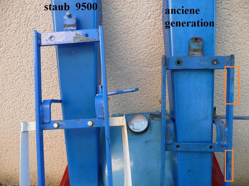 energic -  bleu  STAUB 9500 P1260354
