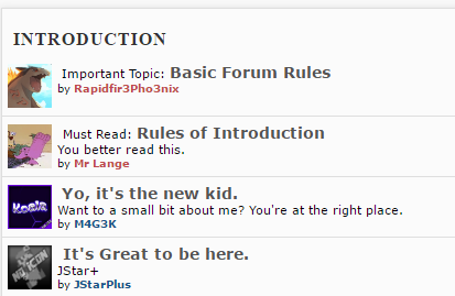 Site changes - Page 2 Forum_11