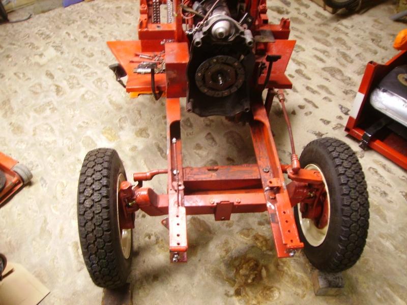 Tracteurs à moteur Citroën Dzopos11