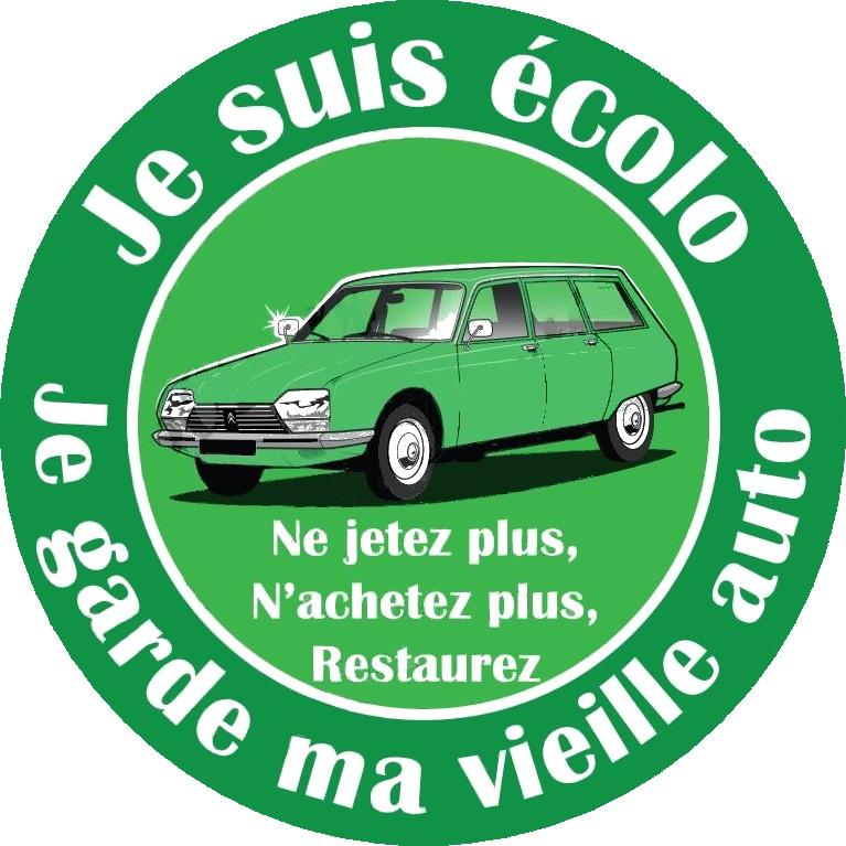"""Je suis écolo, je garde ma vieille auto"" - Page 2 Ecolo110"