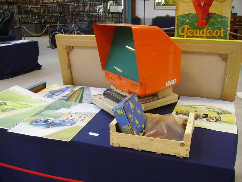 """""""Les archives Peugeot Citroen """", site de Pierre Blanche à Hérimoncourt Imgp0211"""