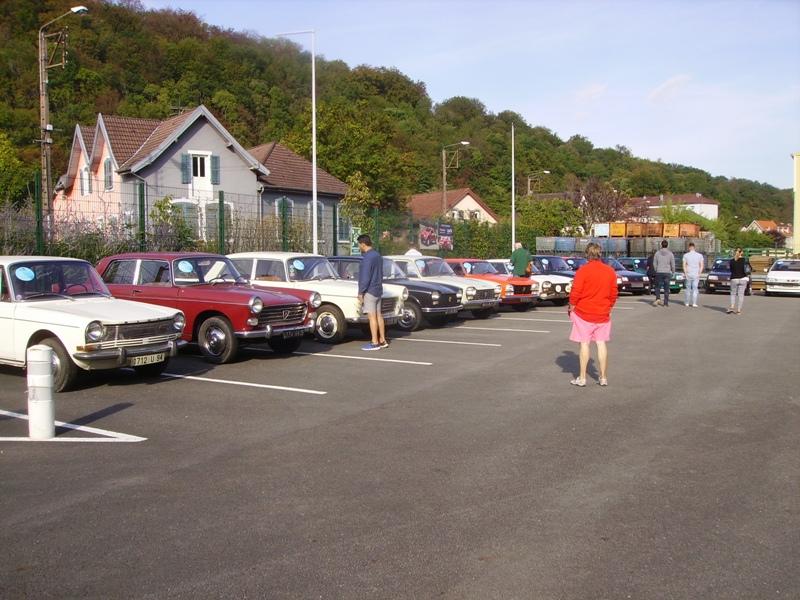 """""""Les archives Peugeot Citroen """", site de Pierre Blanche à Hérimoncourt Site_p10"""