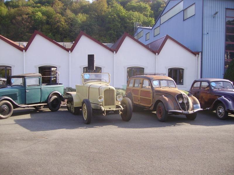 """""""Les archives Peugeot Citroen """", site de Pierre Blanche à Hérimoncourt Site_p12"""