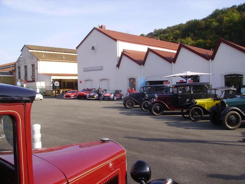 """""""Les archives Peugeot Citroen """", site de Pierre Blanche à Hérimoncourt Site_p13"""