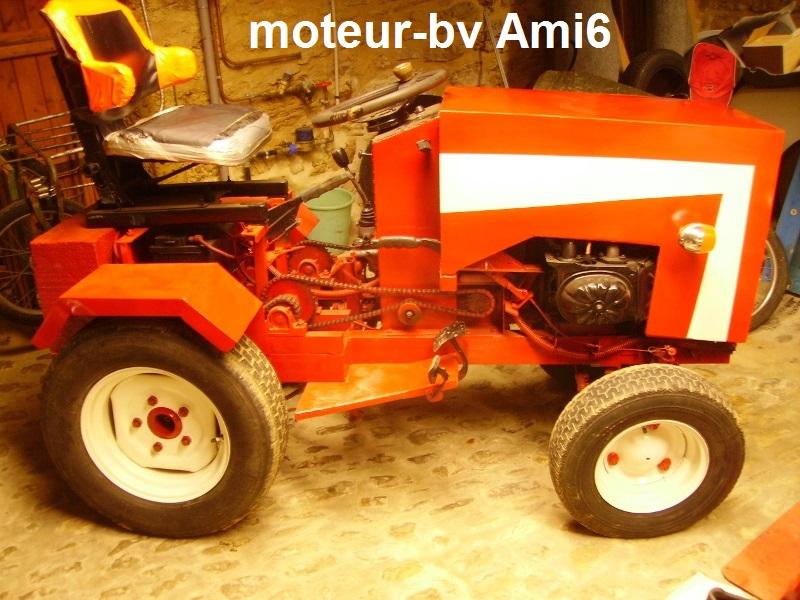Tracteurs à moteur Citroën Tracte11