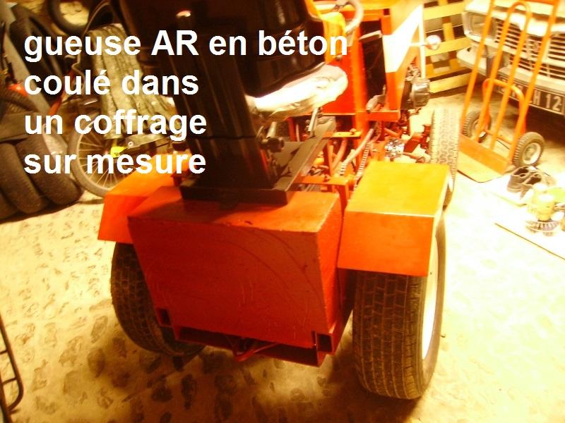 Tracteurs à moteur Citroën Tracte12