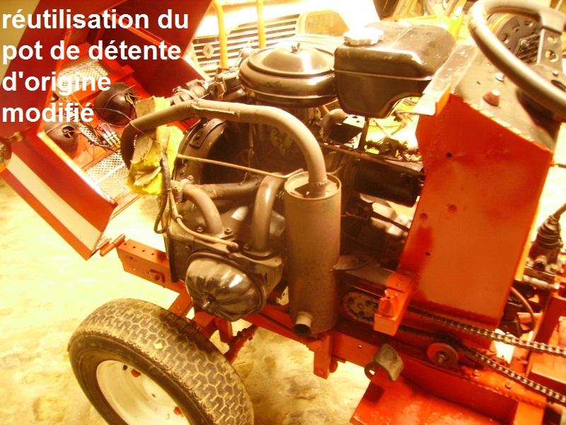 Tracteurs à moteur Citroën Tracte15