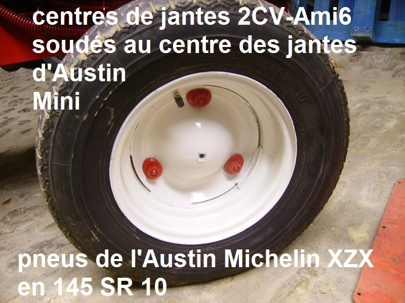 Tracteurs à moteur Citroën Tracte17