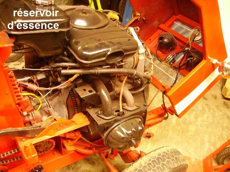 Tracteurs à moteur Citroën Tracte18
