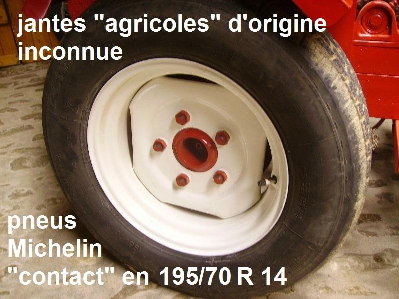 Tracteurs à moteur Citroën Tracte19