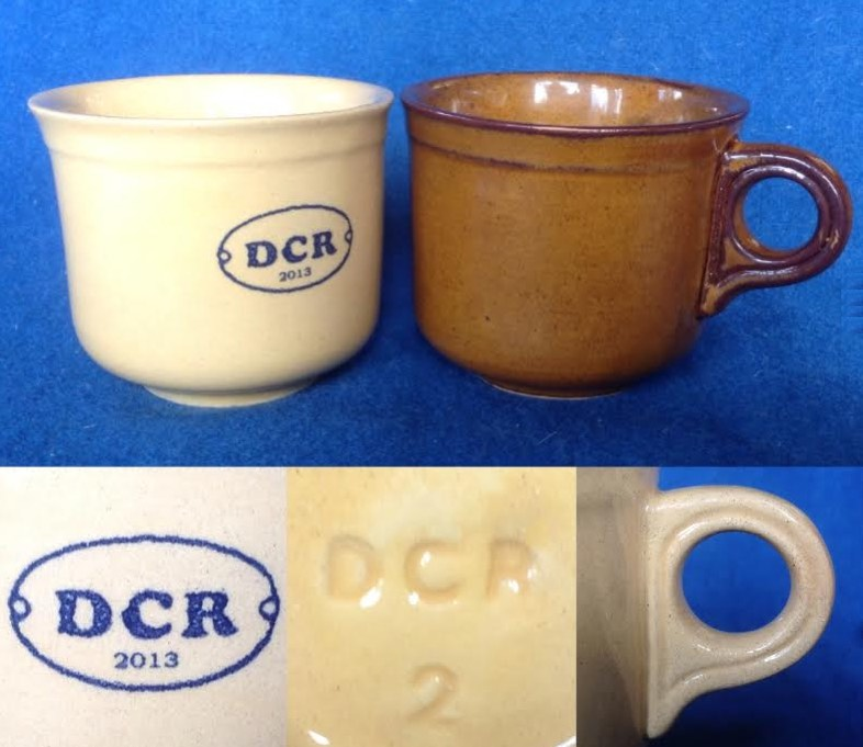 Another Driving Creek Railway mug. Dcr110