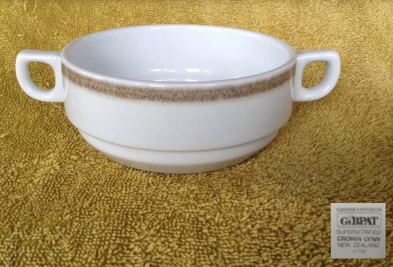 Gibsons & Paterson 7608 Two Handled Soup Bowl Gibpat10