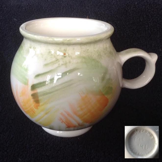 Hobby Ceramics spherical mug, after Clay Craft Hobby10